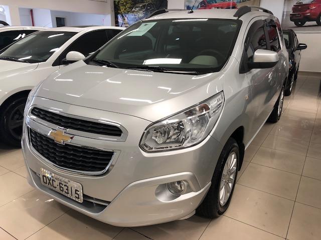 Chevrolet Spin LT 1.8 2014