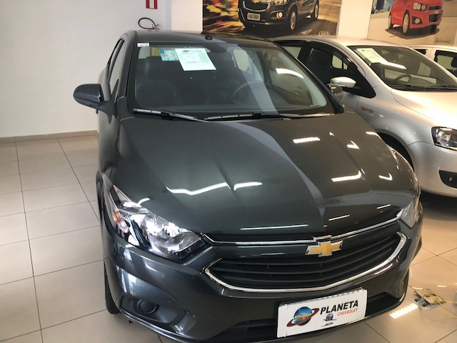 Chevrolet Onix LT 1.4 2019