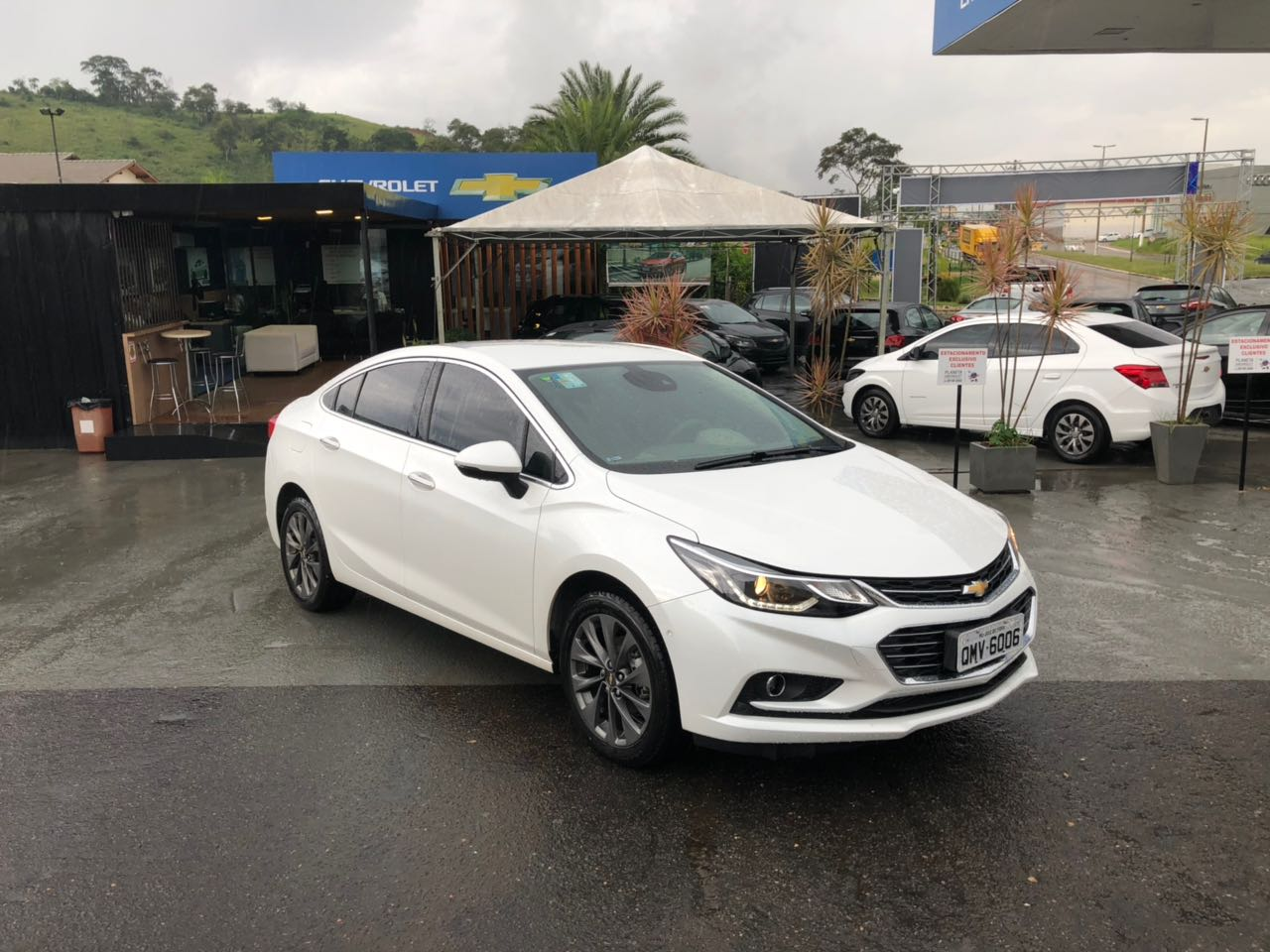 Chevrolet Cruze LTZ 2 1.4 Turbo 2018