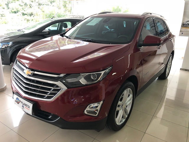Chevrolet Equinox Premier 2.0 Turbo 2018