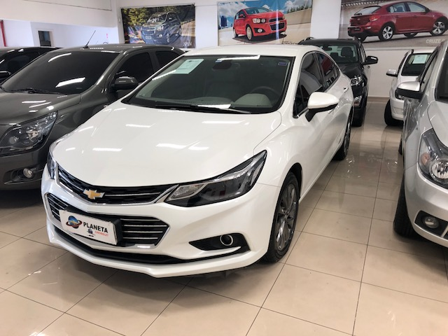Chevrolet Cruze LTZ 1.4 Turbo 2017
