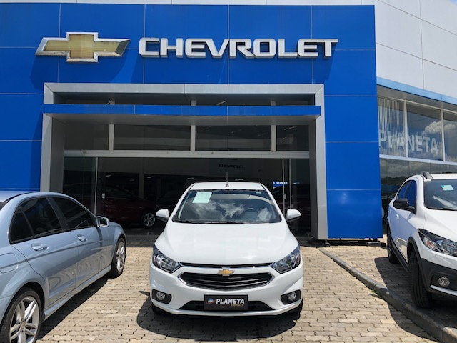 Chevrolet Prisma LTZ 1.4 2018