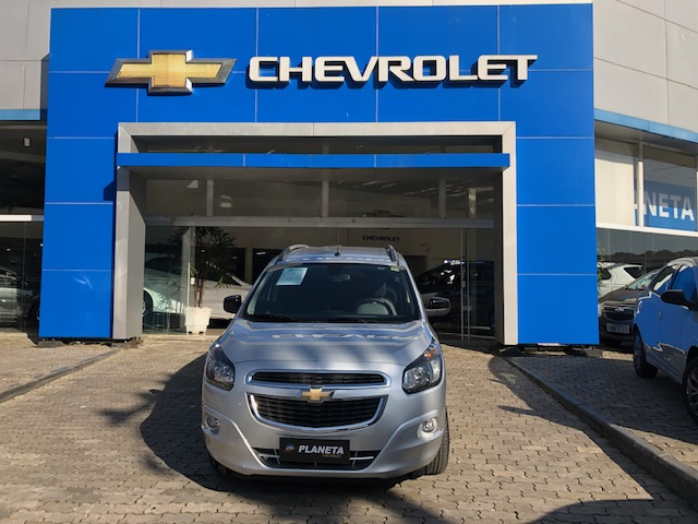 Chevrolet Spin LT Advantage 1.8 2018