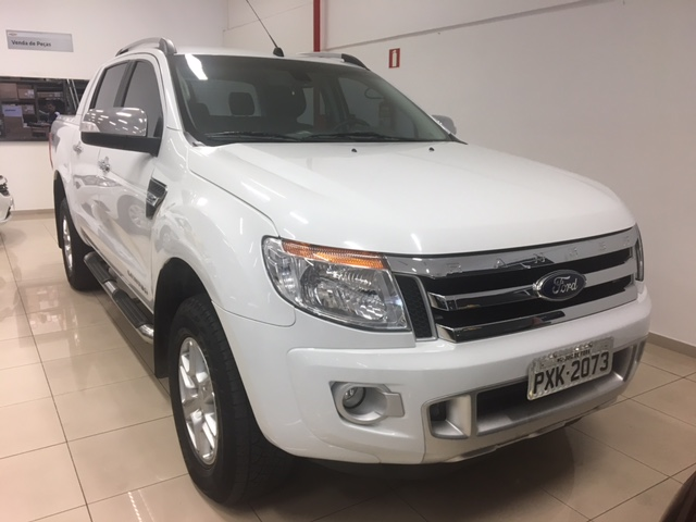 Ford Ranger LTD 3.2 2016