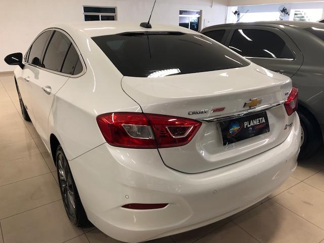 Chevrolet Cruze LTZ 1.4 Turbo 2017