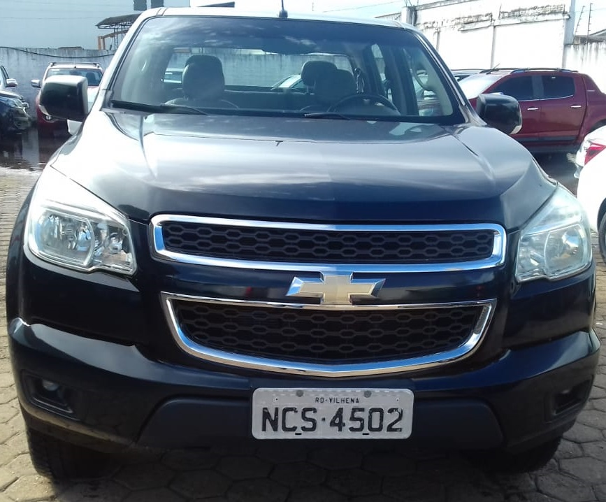 CHEVROLET S10 FREERIDE 2.5 2016