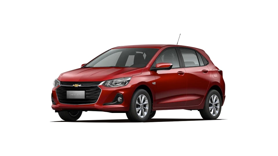 CHEVROLET ONIX LTZ TURBO 1.0 2019
