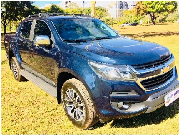 CHEVROLET S10 HIGH COUNTRY 2.8 2016