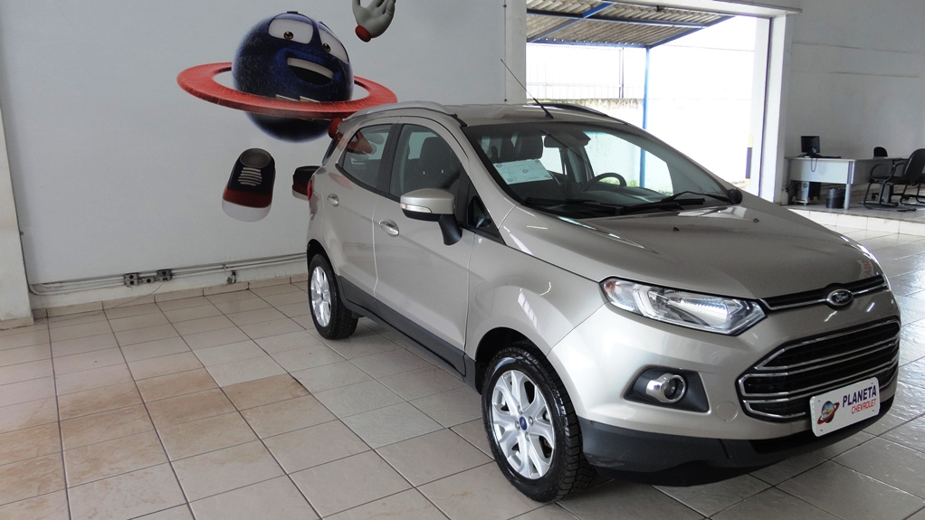 FORD ECOSPORT TIT AT 2.0 2013