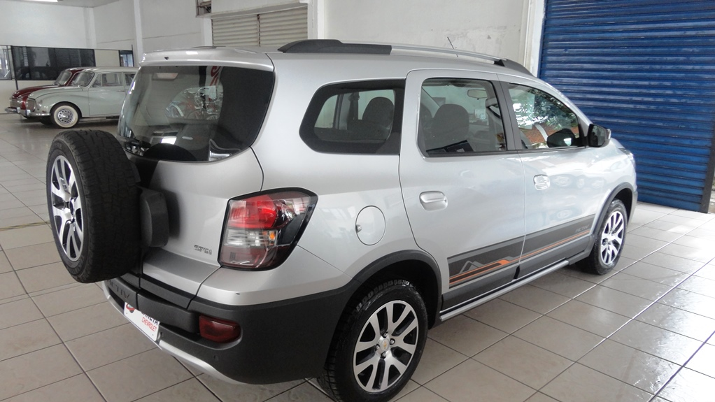 CHEVROLET SPIN 1.8 ACT 1.8 2015