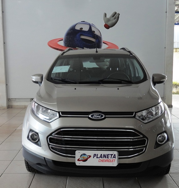 FORD ECOSPORT TIT AT 2.0 2.0 2013