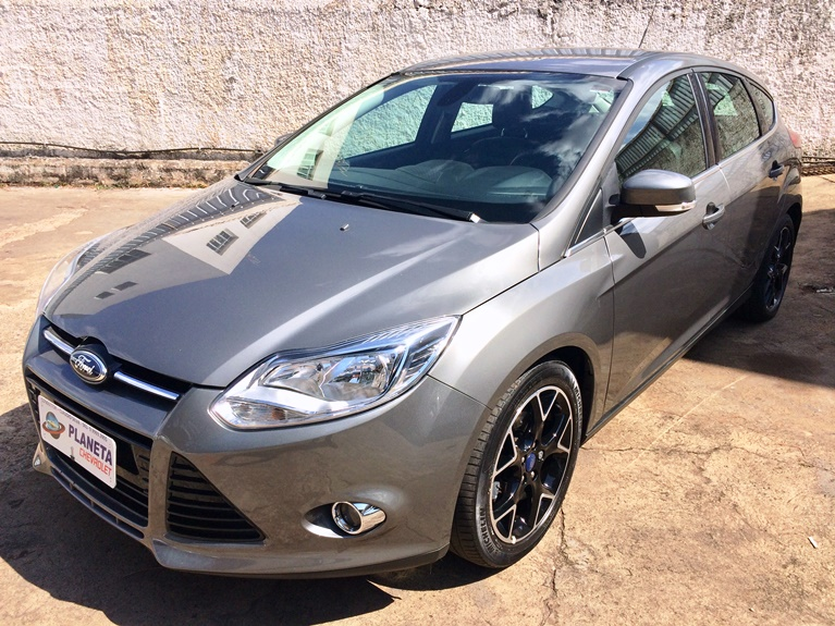 FORD FOCUS TI AT 2.0 2015