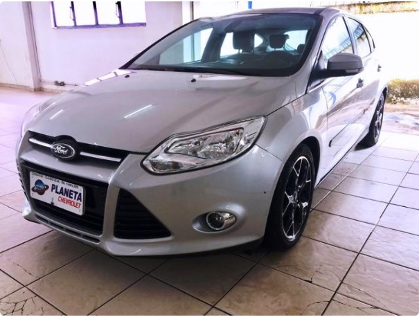 FORD FOCUS TI AT 2.0 HB 2.0 2015