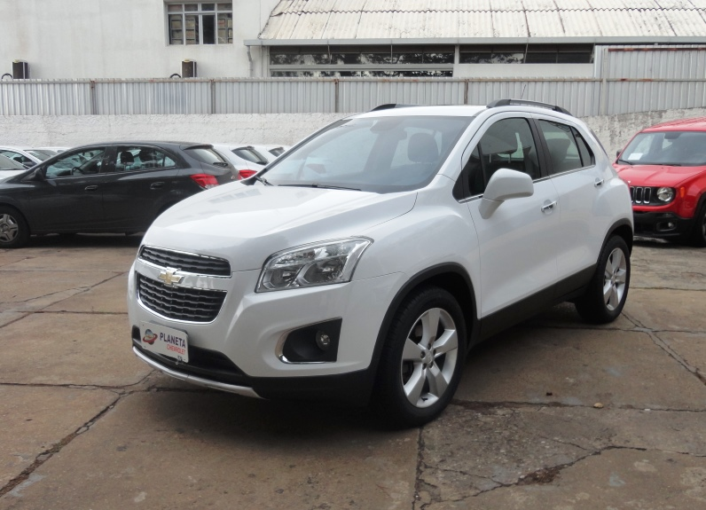 CHEVROLET TRACKER LTZ AT 1.8 2014