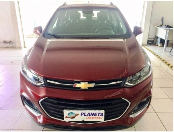 CHEVROLET TRACKER LT 1.4 2017