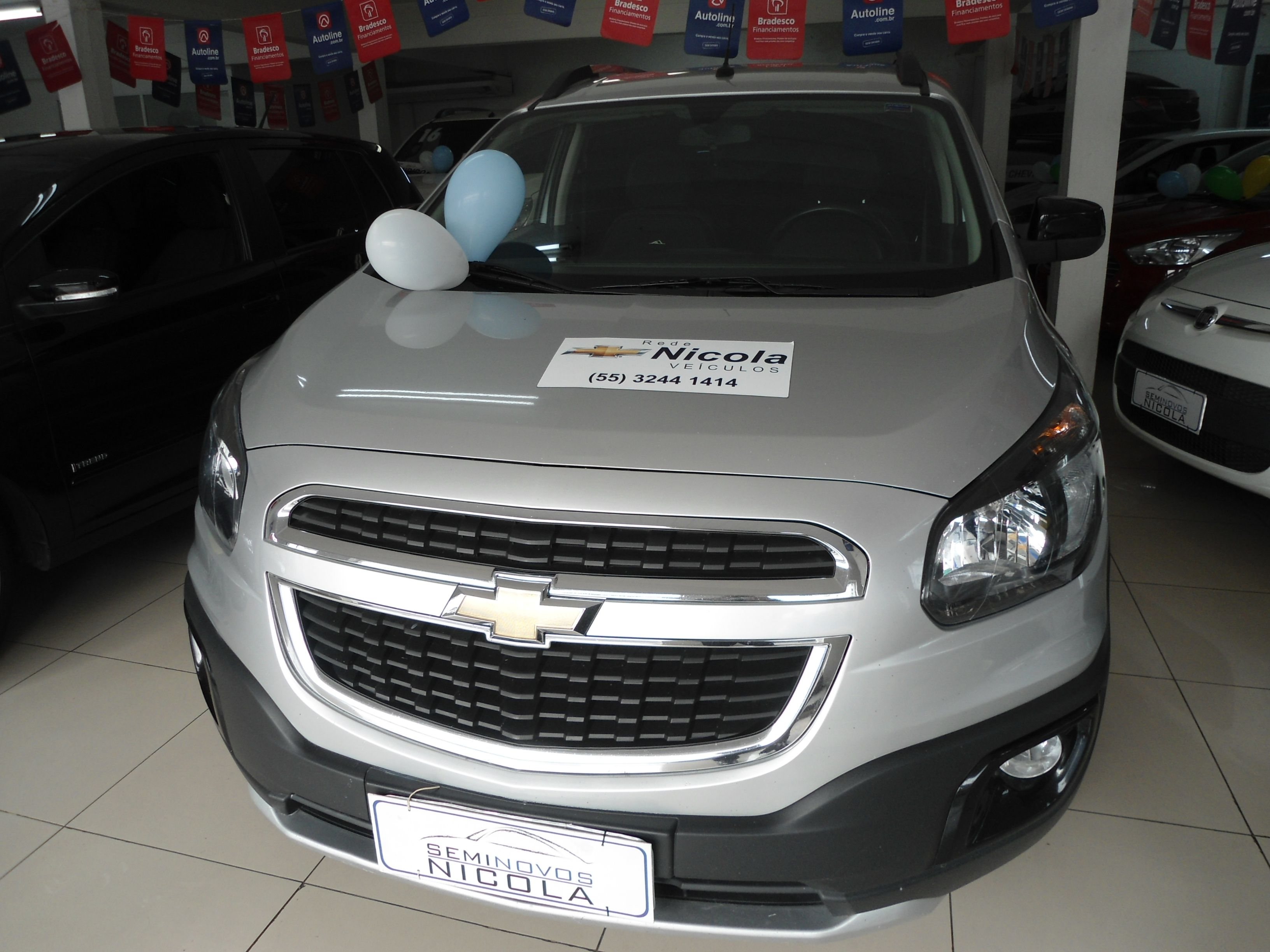 CHEVROLET SPIN L MT ACT 1.8 2015