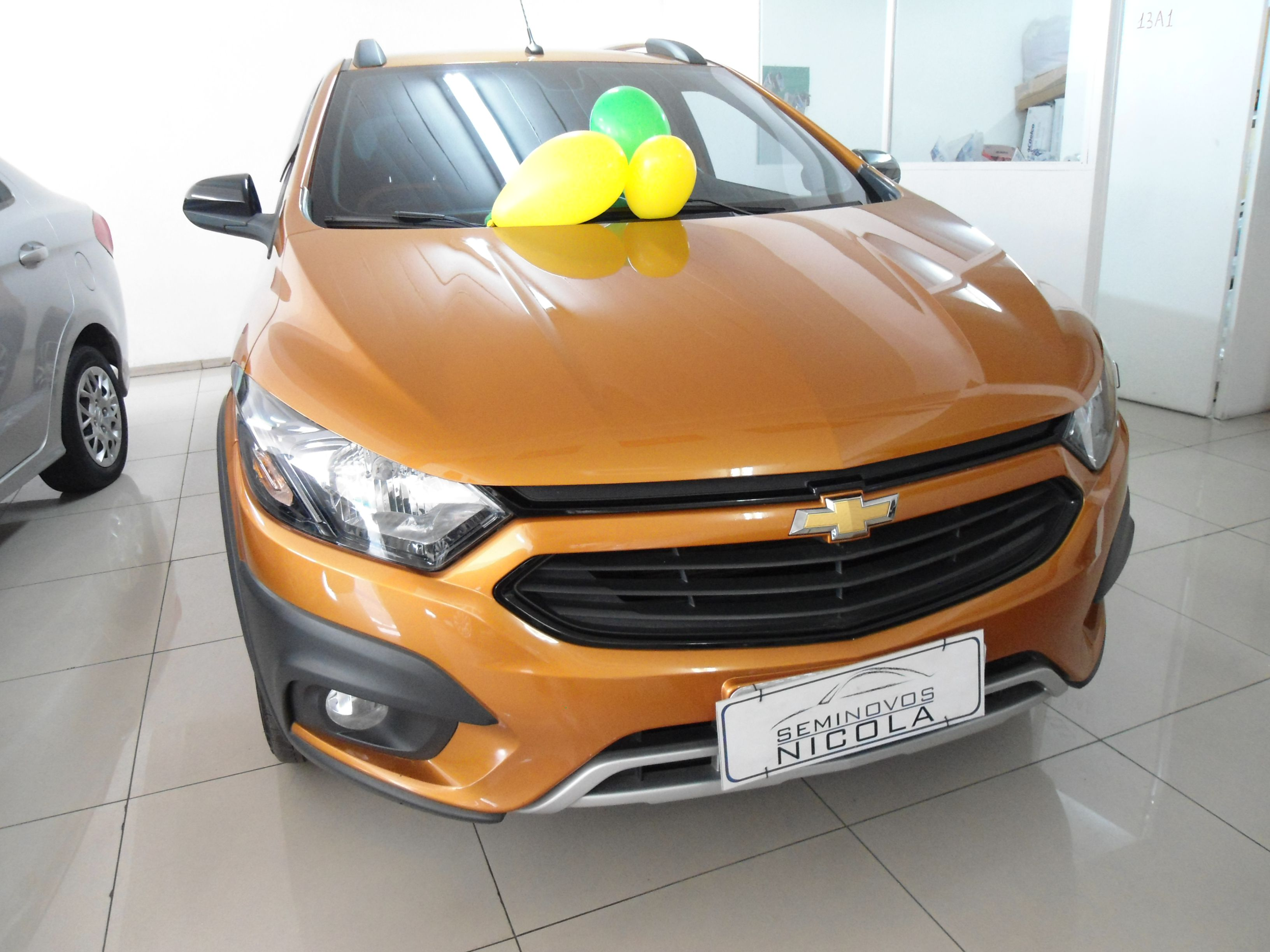 CHEVROLET ONIX AT ACT 1.4 2016