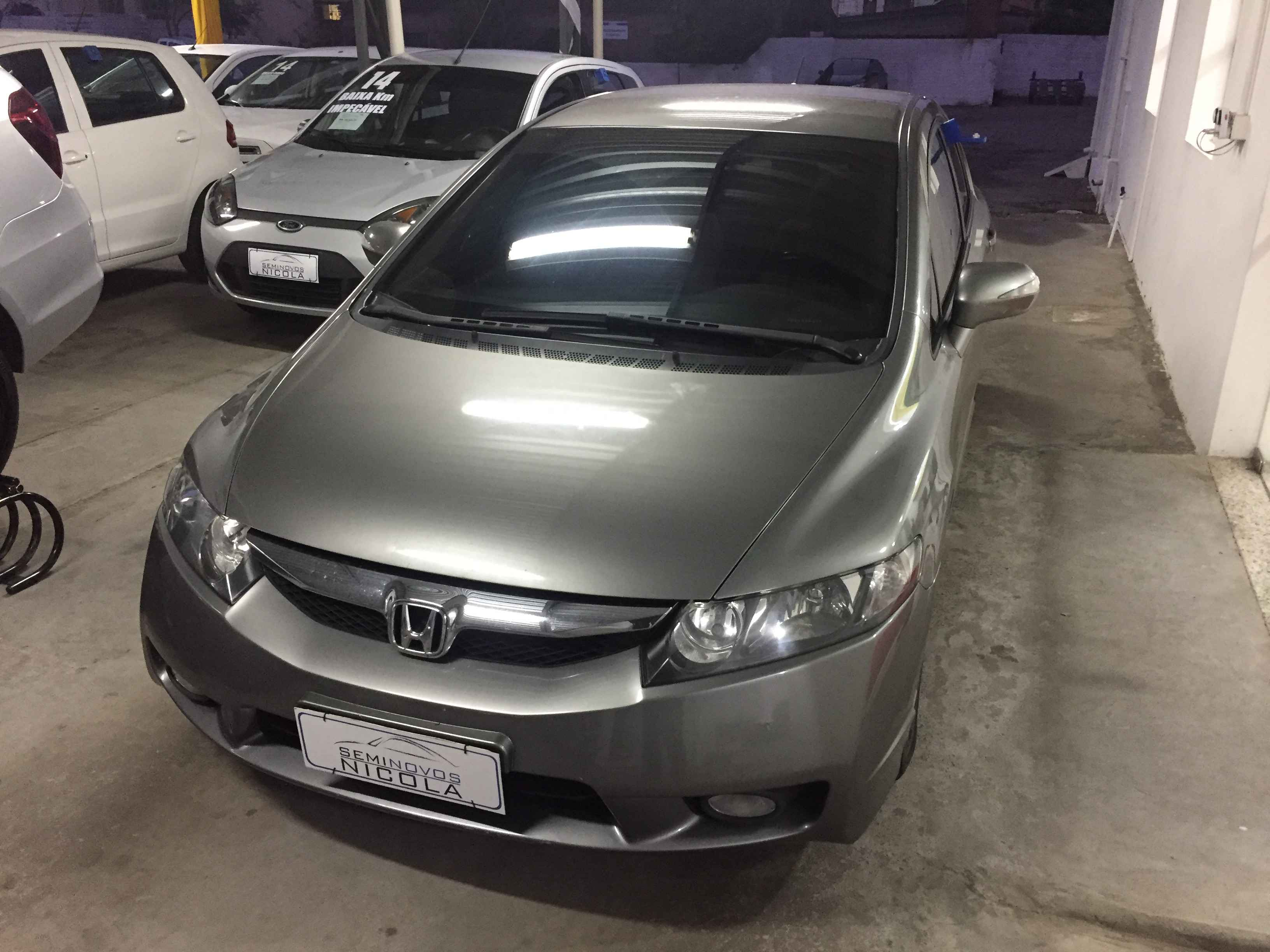 HONDA CIVIC LXL FLEX 1.8 2011