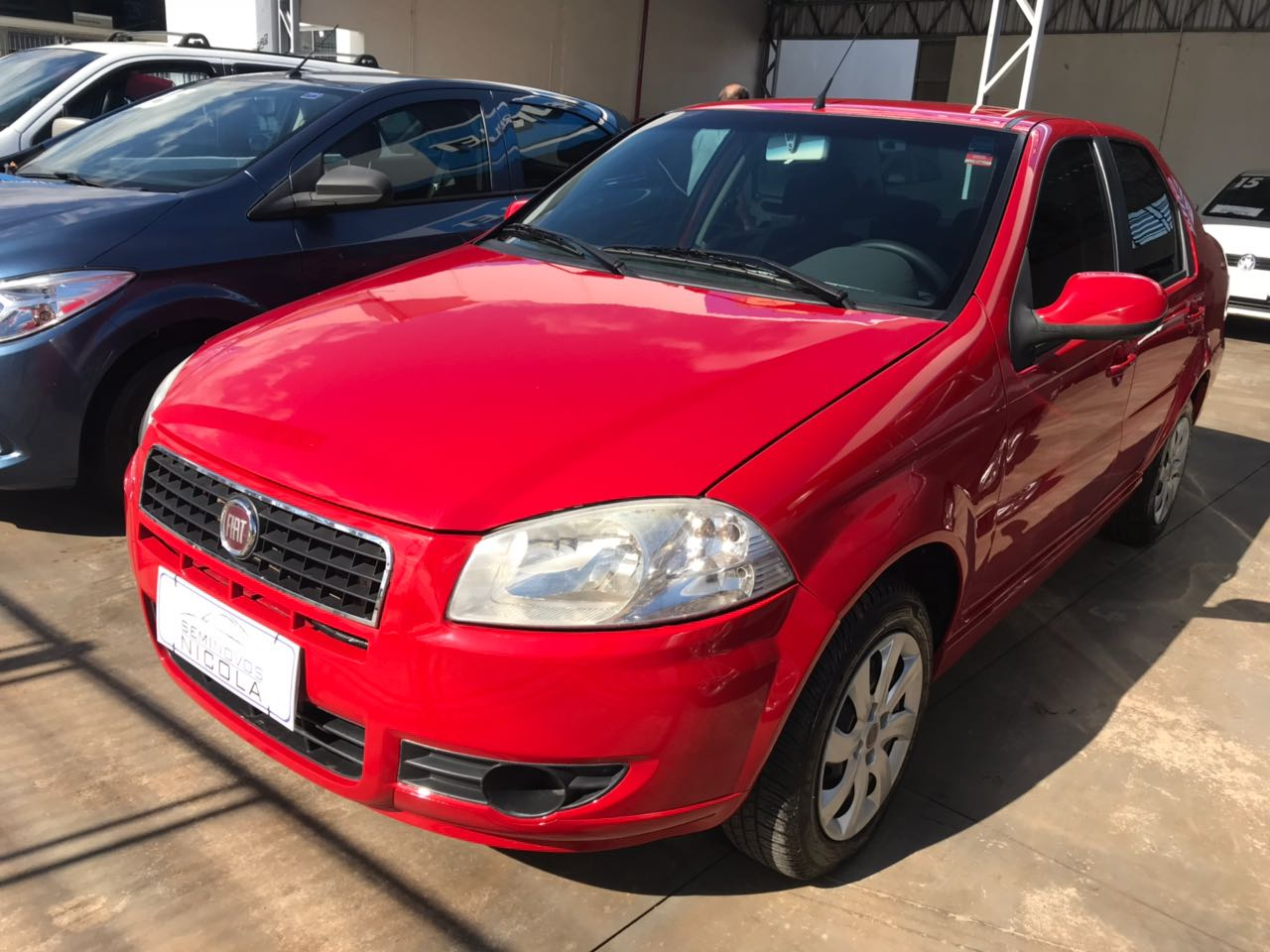 FIAT SIENA EL FLEX 1.0 2011