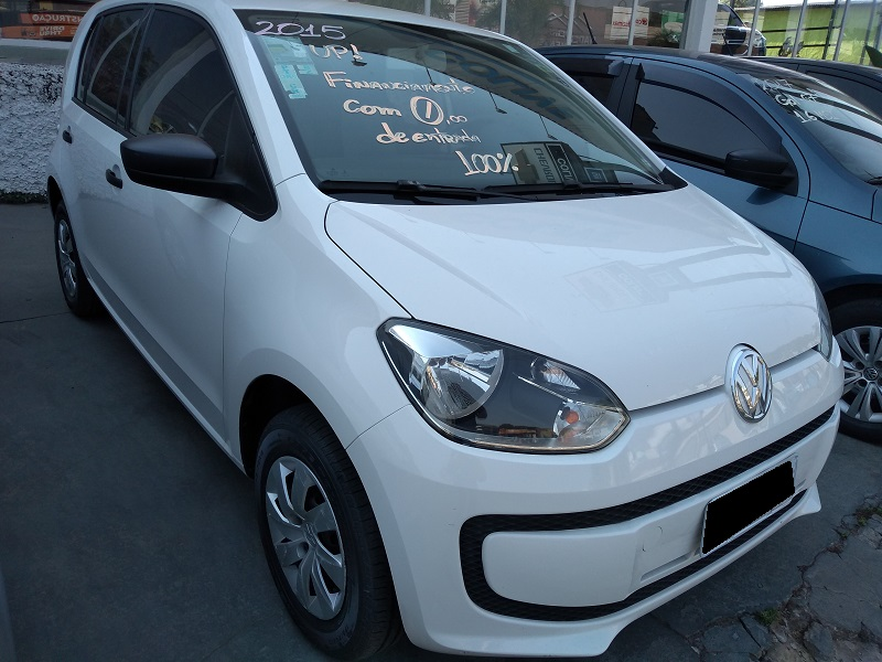 VOLKSWAGEN UP TAKE MA 1.0 2014