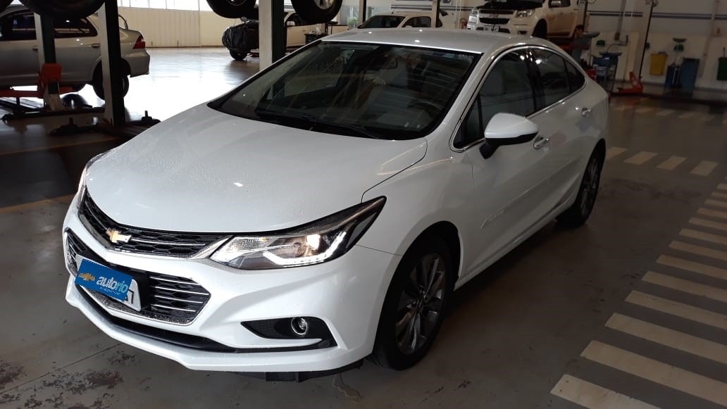 CHEVROLET CRUZE LTZ NB AT USADOS 1.4 2016