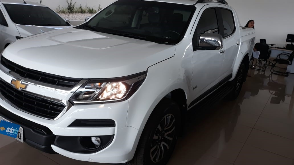 CHEVROLET S10 HIGH COUNTRY DD4A 2.8 2018