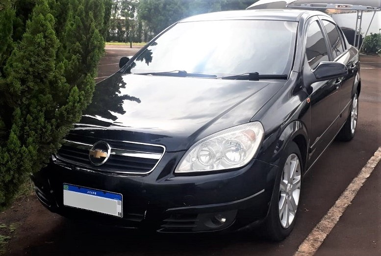 CHEVROLET VECTRA SD EXPRESSION 2.0 2007