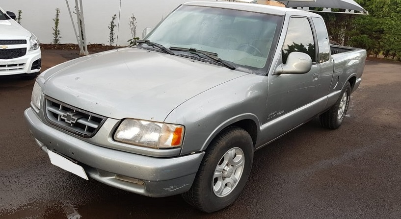 CHEVROLET S10 DELUXE E 4.3 1997