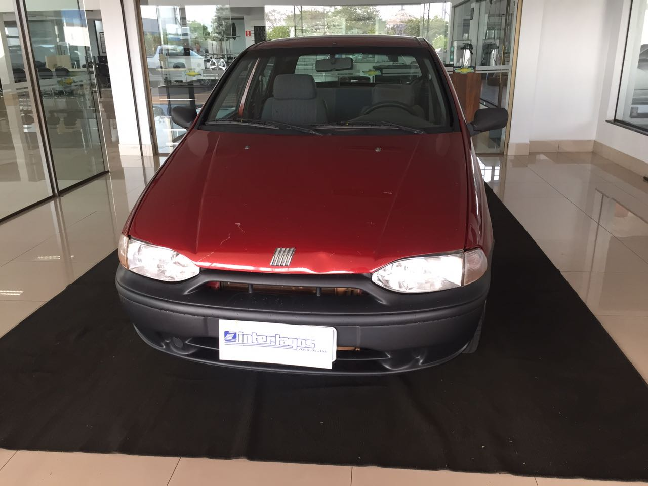 FIAT PALIO ED 1.0 1998