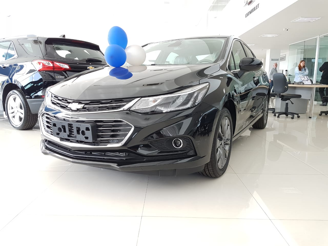 Chevrolet CRUZE SEDAN LTZ TURBO 1.4 2018