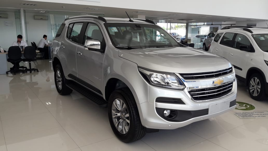 CHEVROLET TRAILBLAZER LTZ 2.8 2019