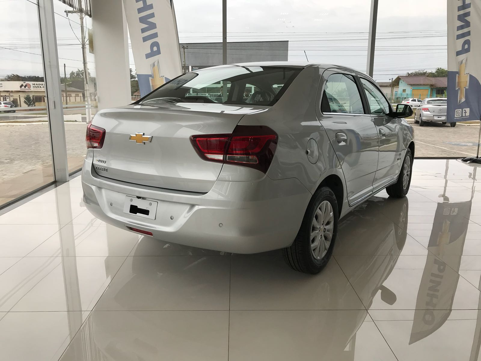 Chevrolet COBALT 1.8 ELITE 1.8 2019