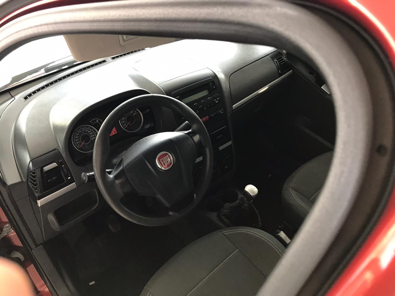 FIAT IDEA ATTRACTIV 1.4 2011