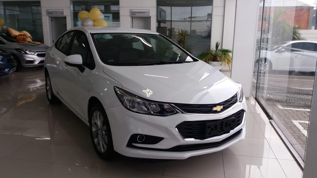Chevrolet CRUZE SEDAN LT TURBO 1.4 2018