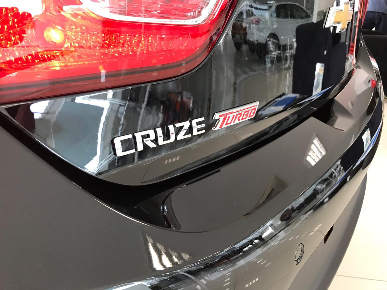CHEVROLET CRUZE SPORT6 LT 1.4 TURBO 2019