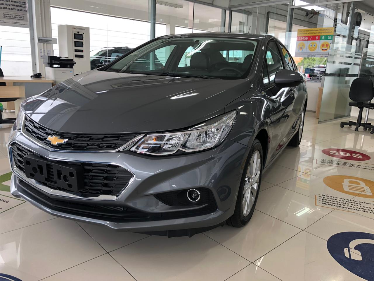 CHEVROLET CRUZE SEDAN LT 1.4 TURBO 2019