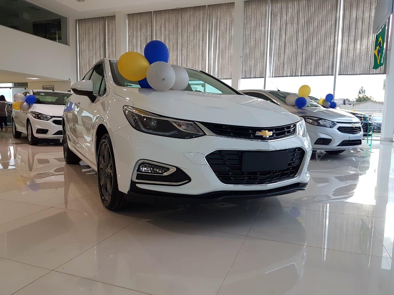 Chevrolet CRUZE SPORT6 LTZ TURBO 1.4 2018