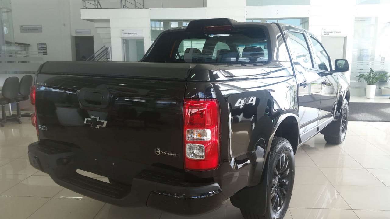 CHEVROLET S10 MIDNIGHT 2.8 2019