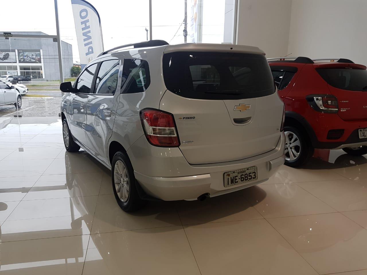 Chevrolet SPIN LT 1.8 2015