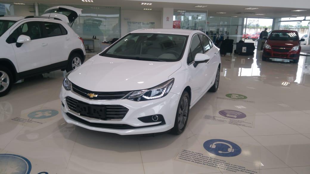 Chevrolet CRUZE SEDAN LTZ TURBO 1.4 2018