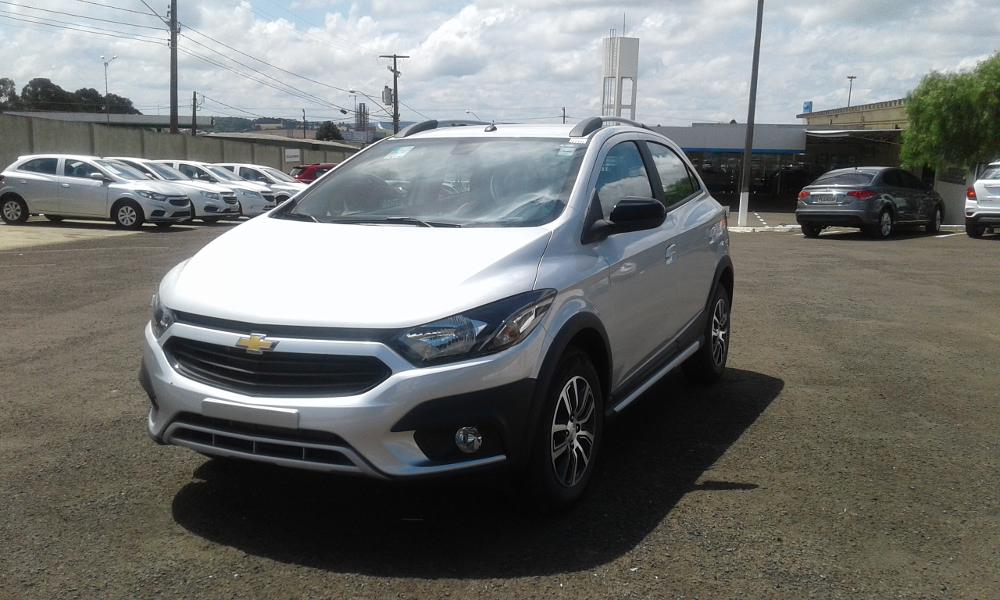 Chevrolet ONIX ACTIV 1.4L 2018