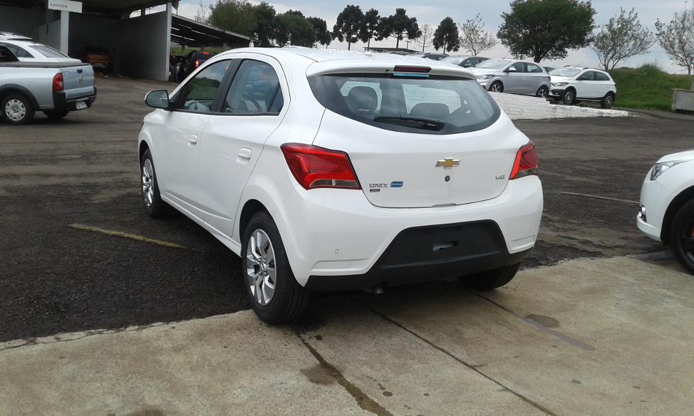 Chevrolet ONIX LT 1.0L 2018