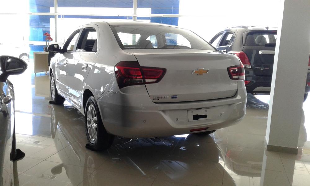 Chevrolet COBALT ELITE 1.8L 2018