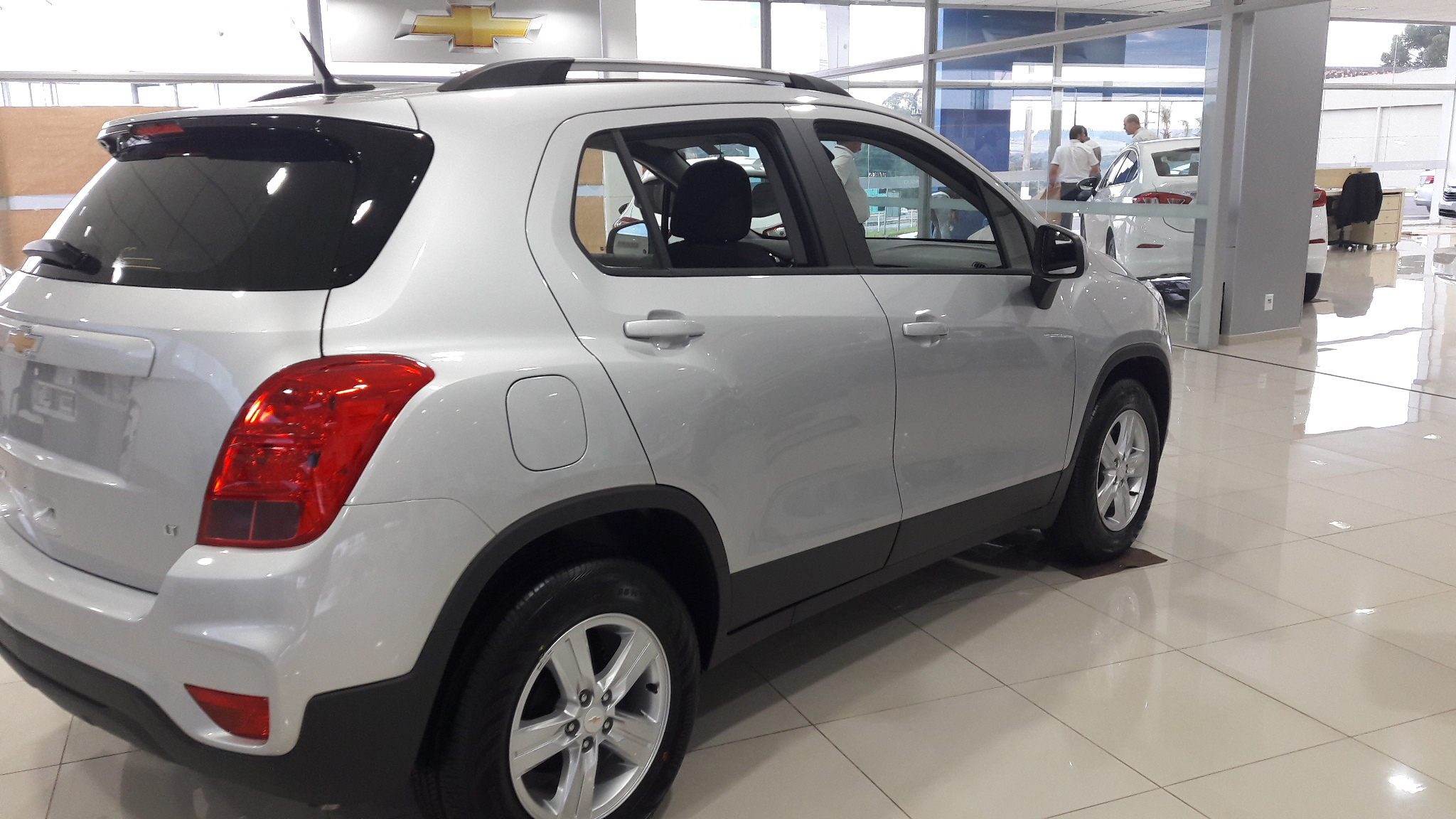 Chevrolet TRACKER LT 1.4L 2018