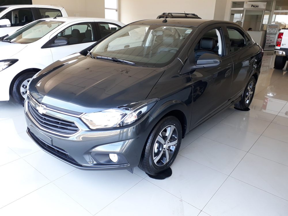 Chevrolet PRISMA LTZ 1.4L 2019