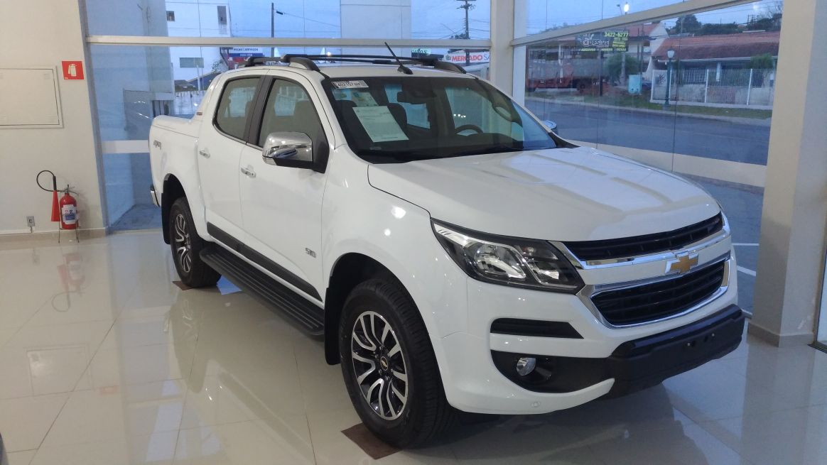 Chevrolet S10 HIGH COUNTRY 2.8L 2019