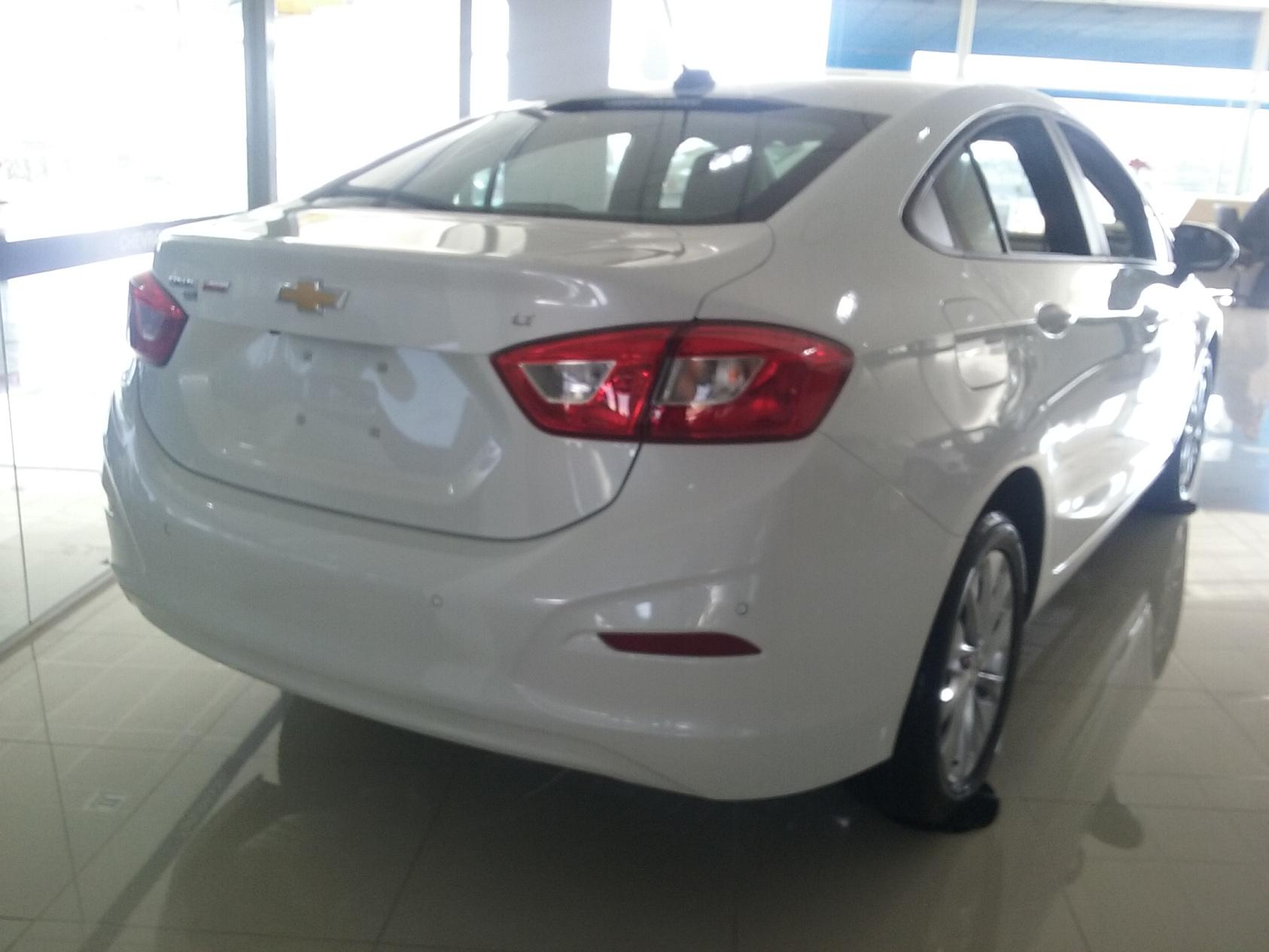 Chevrolet CRUZE LT 1.4L 2018