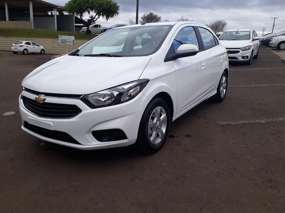 Chevrolet ONIX LT 1.4L 2019