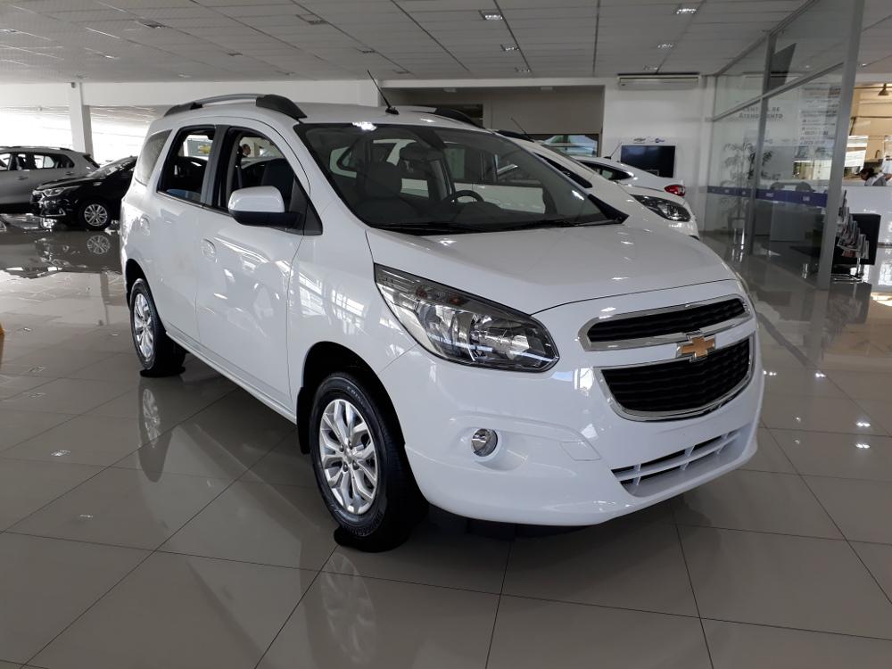 Chevrolet SPIN LTZ 1.8L 2018