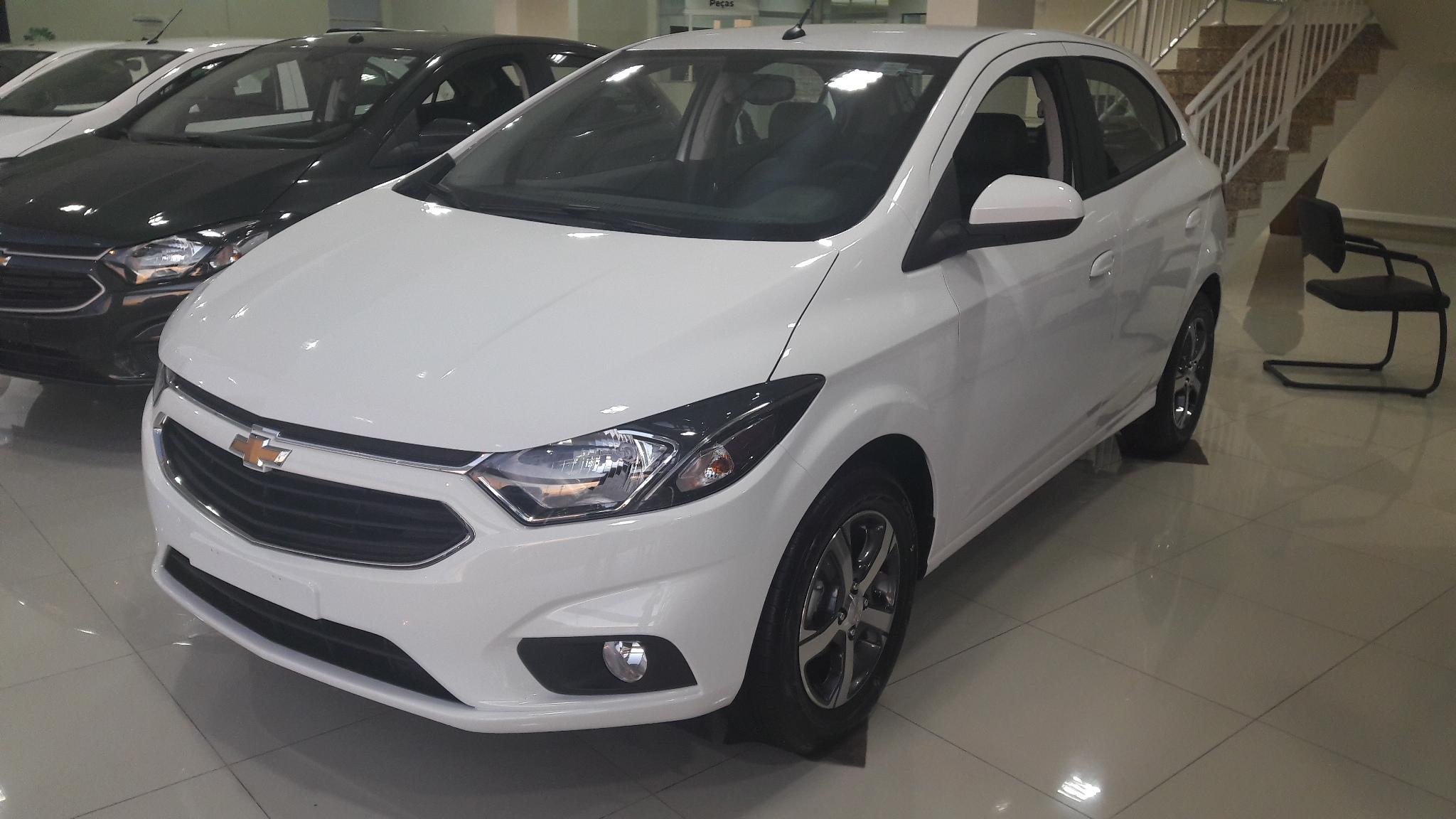 Chevrolet ONIX LTZ 1.4L 2018
